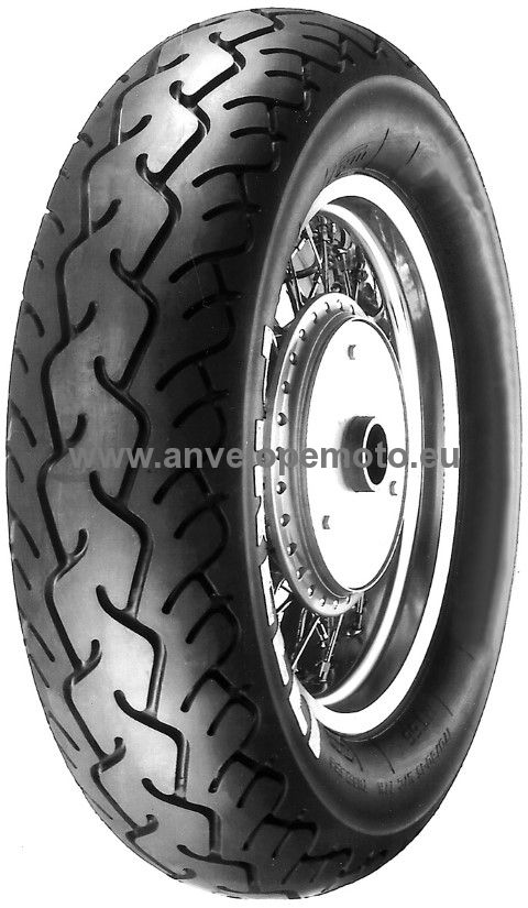 Pirelli Route MT 66 140/90 - 15 M/C 70H TL Rear