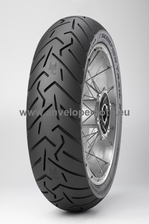 PROMO - Pirelli Scorpion Trail II  180/55 ZR 17 M/C (73W) TL Rear - DOT 2115