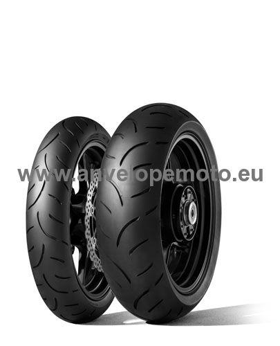 PROMO - Dunlop Qualifier II  120/65ZR17 56W TL Front - DOT 1717